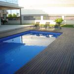 diseño de una piscina